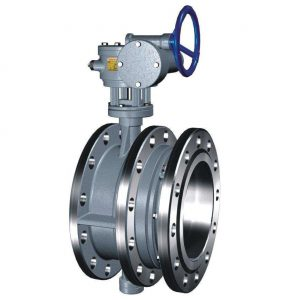 Metal Seal Sanitary Butterfly Valves